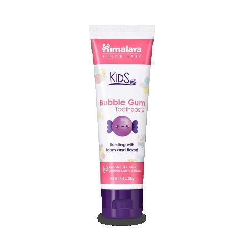 Pastă de dinți pentru copii Bubble Gum