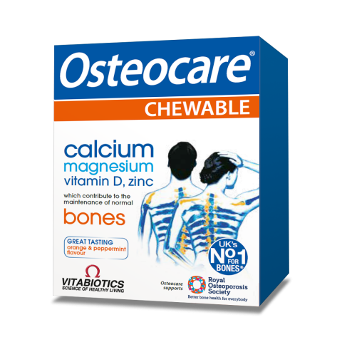 Osteocare Chewable Tablets