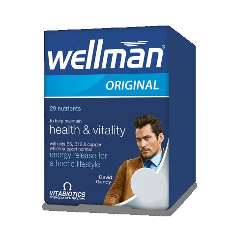 Wellman Original Tablets