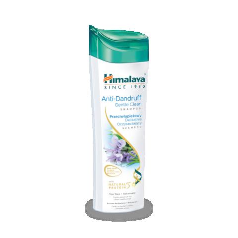 Şampon antimătreaţă pentru curățare delicată