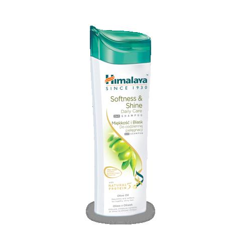 Şampon nutritiv pentru catifelare şi strălucire