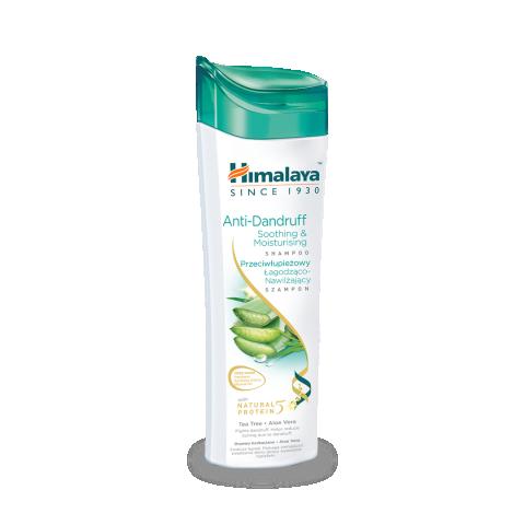 Şampon antimătreaţă pentru calmare și hidratare