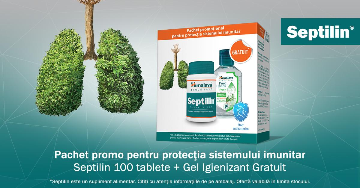Septilin is a product that supports the health of the immune system.