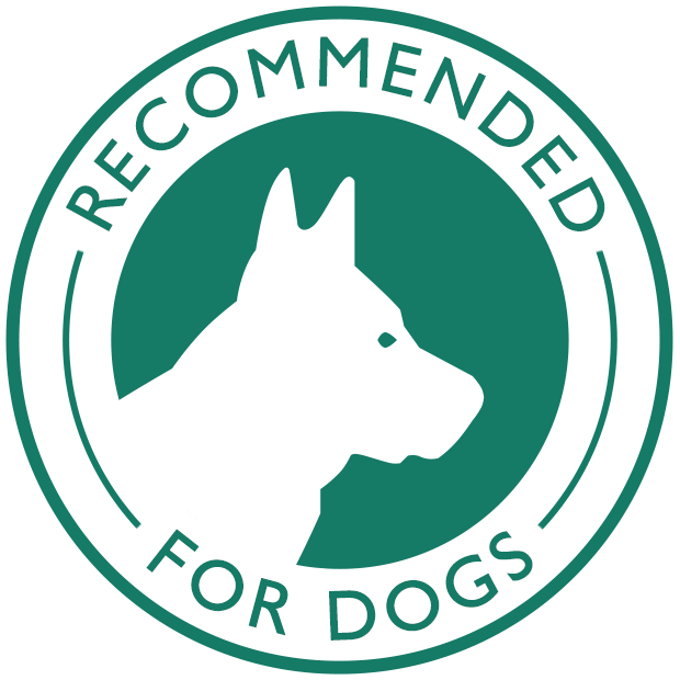 Recommended for dogs