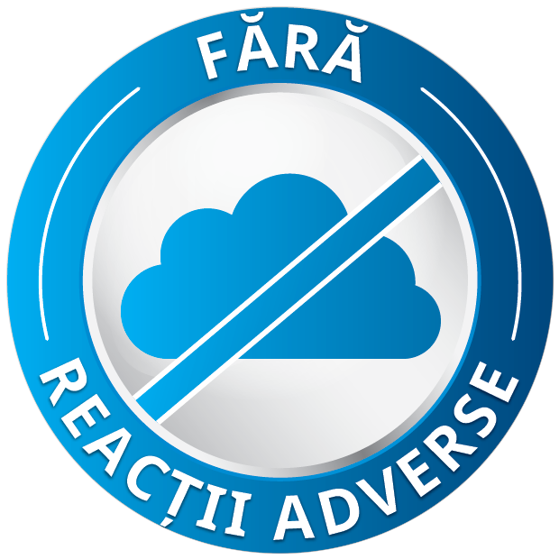 Fără reacții adverse
