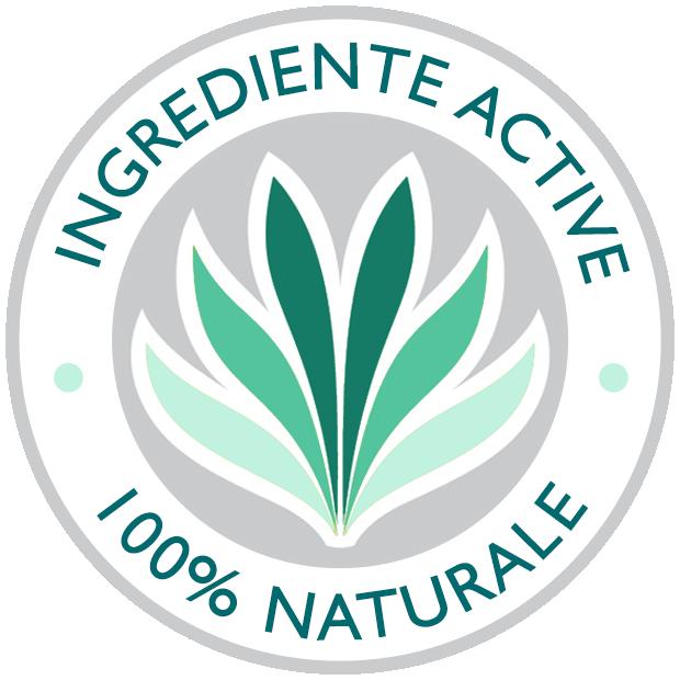 Ingrediente active 100% naturale
