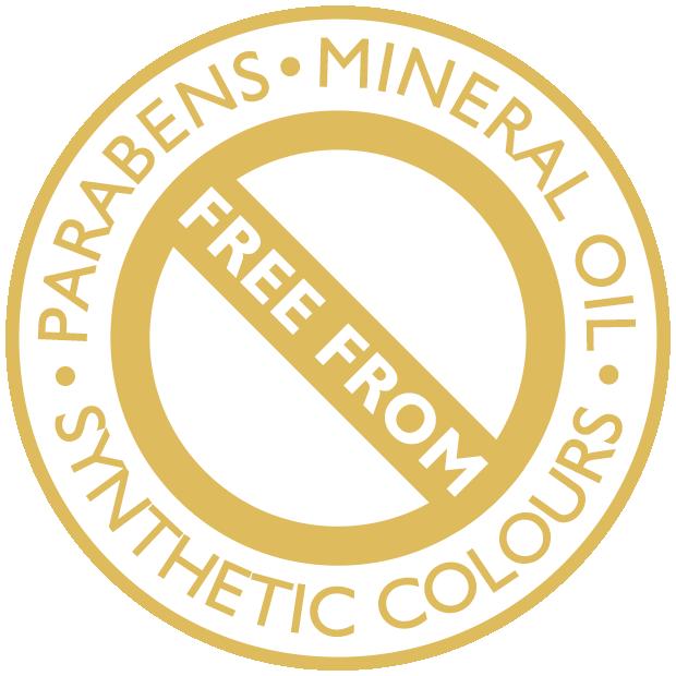 Χωρίς Parabens, Mineral Oil, Lanolin