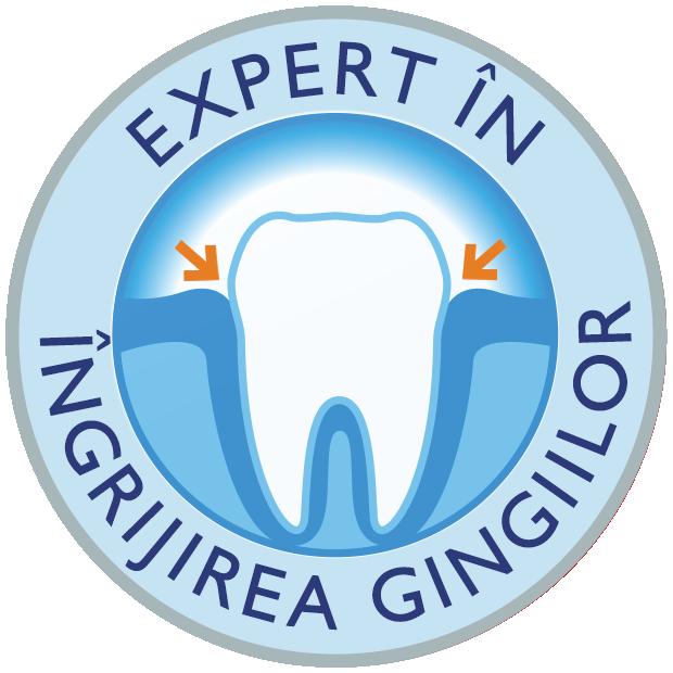 Expert în îngrijirea gingiilor