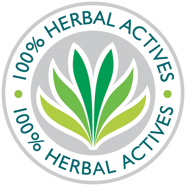 100% Herbal Actives