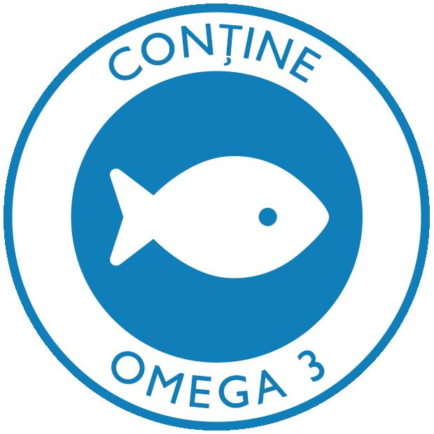 Conține Omega 3