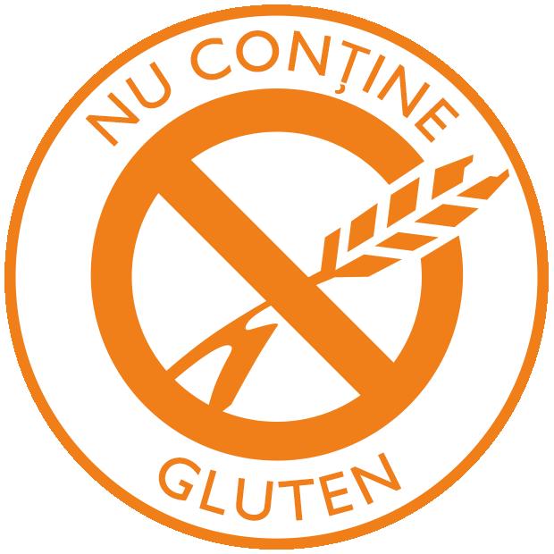 Nu conține gluten