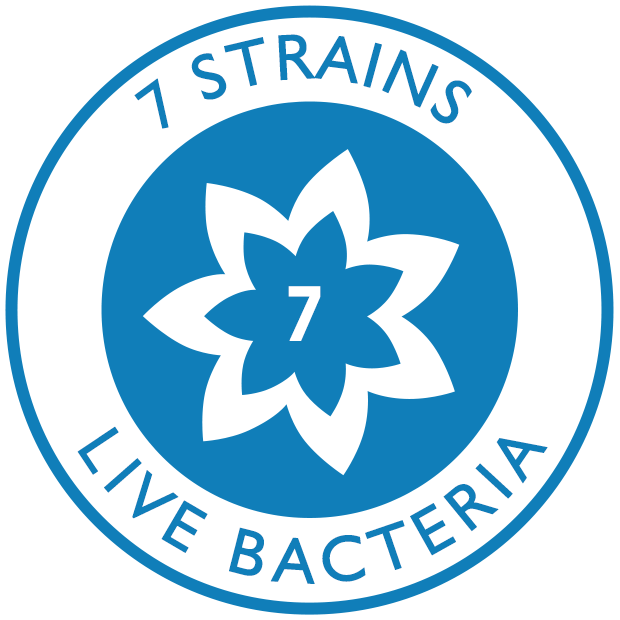 7 strains of live bacteria