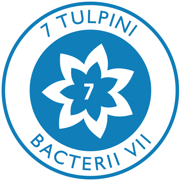 7 tulpini de bacterii vii