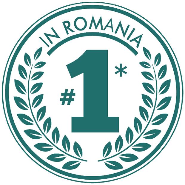 Number 1 in Romania