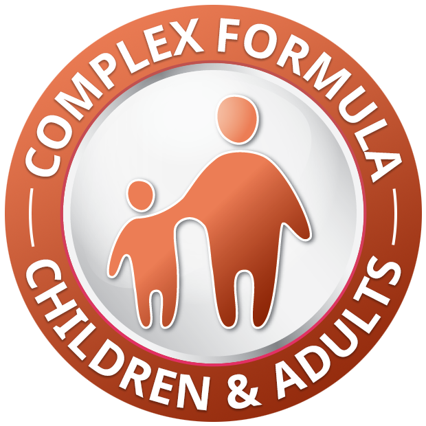 Complex formula <br> for children <br>and adults